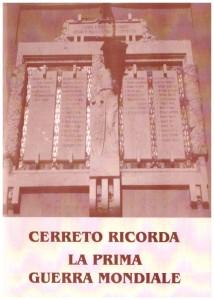 Cerreto.ricorda.prima.guerra.mondiale.pubblicazione