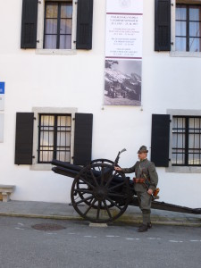 Museo di Caporetto.
