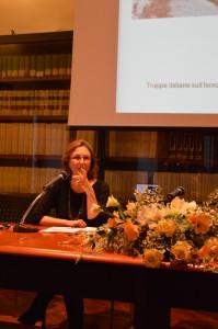 Barbara Curli, 7 gennaio 2016 - Archivio di Stato di Terni