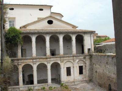 Spoleto - complesso anfiteatro